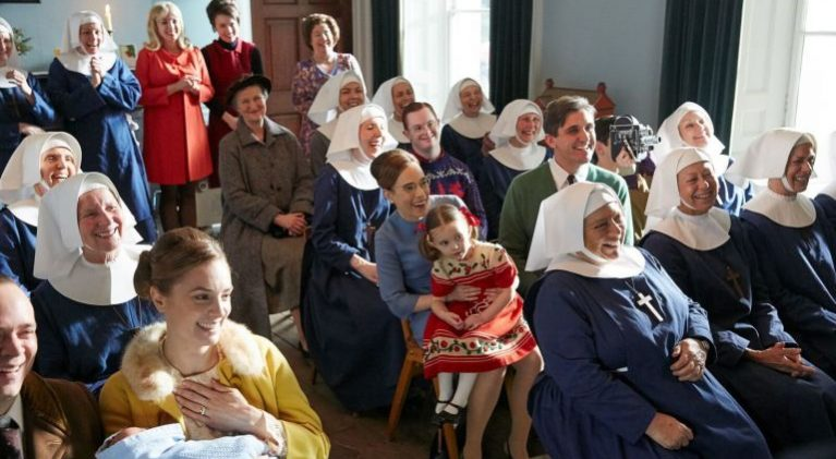 Nothing says Christmas like a new 'Call the Midwife' holiday special