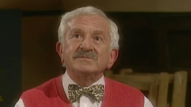 'Vicar of Dibley' actor played Frank Pickles in the BBC Comedy series. Photo credit: BBC