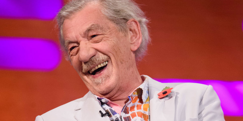 Sir Ian McKellen on The Graham Norton Show