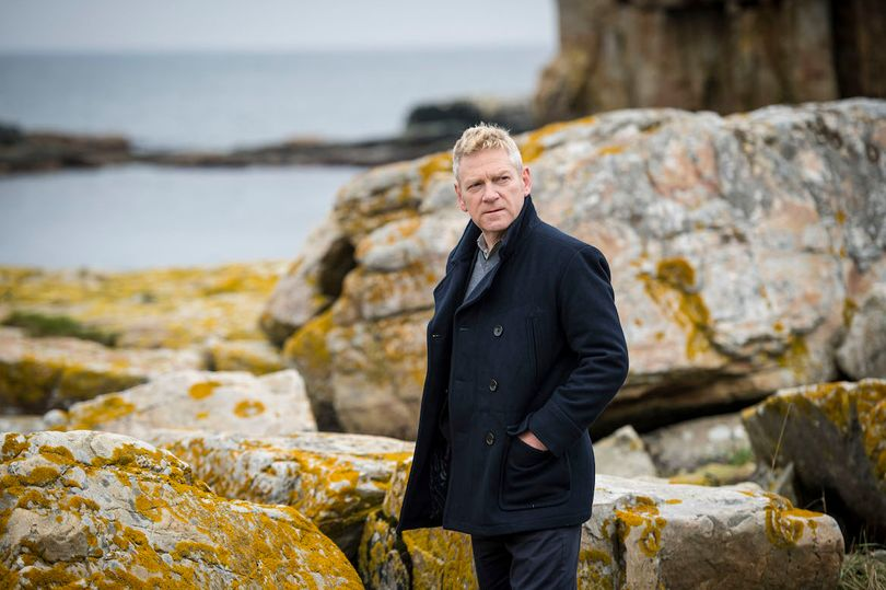 Sir Kenneth Branagh as Kurt Wallander from the original 'Wallander' series / Courtesy: BBC