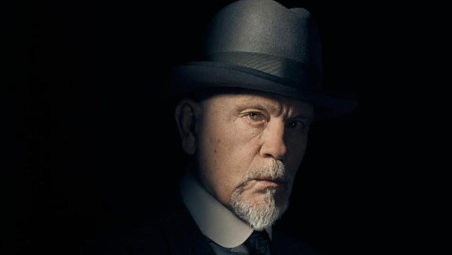 John Malkovich in 'The ABC Murders'.