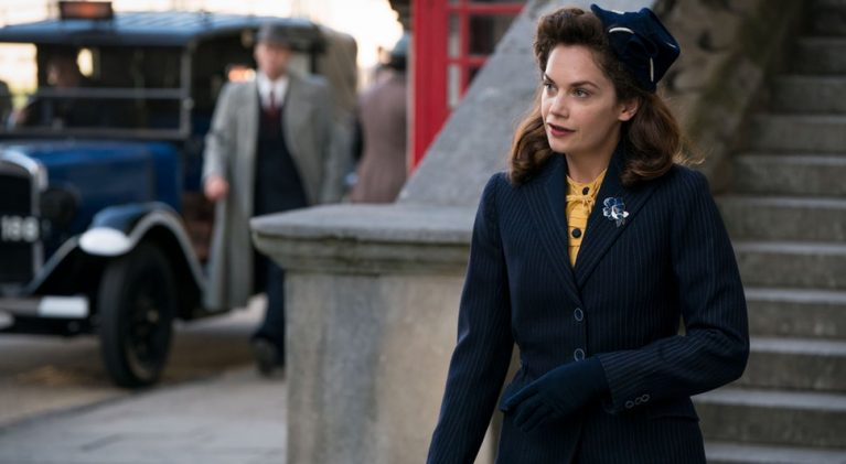 First look at Ruth Wilson in 'Mrs Wilson,' headed to PBS Masterpiece in spring 2019