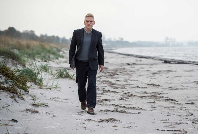 Kenneth Branagh as Kurt Wallander / Courtesy: BBC