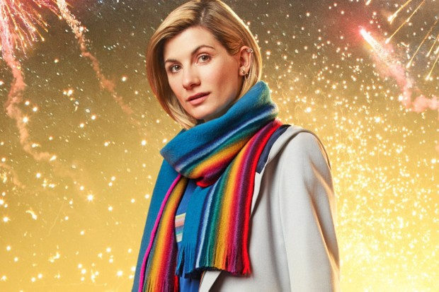 The TARDIS lands on New Year's Day as The Doctor encounters a 'terrifying evil'