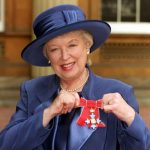 R.I.P. Dame June Whitfield, British radio, TV and film great