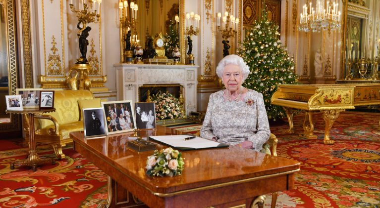 Her Majesty The Queen's Christmas Message – 2018