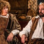 It's Shakespeare in a nutshell this St. George's Day, courtesy of 'Upstart Crow'