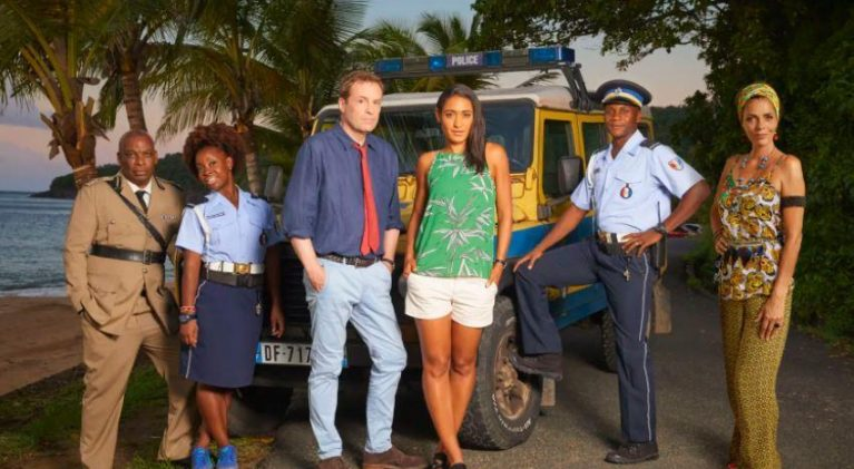 New cast of characters to face 'Death in Paradise' in season 8