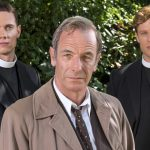 Here's a first look at Grantchester's newest resident, Will Davenport