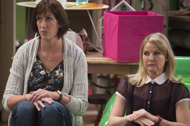 Sarah Hadland wants in on 'what I call' the American re-make of 'Miranda'