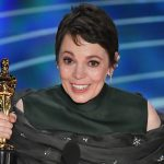 Broadchurch's Olivia Colman leads British Invasion of the Oscars by taking home Best Actress award