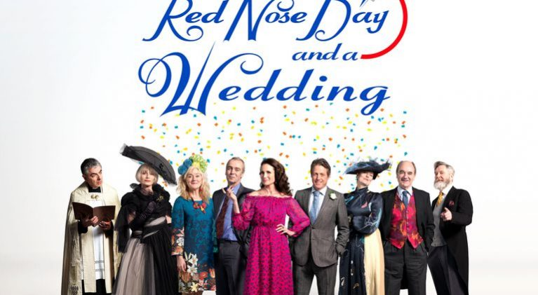 Red Nose Day 2019 to reunite 'Four Weddings and a Funeral' cast — for a fifth wedding