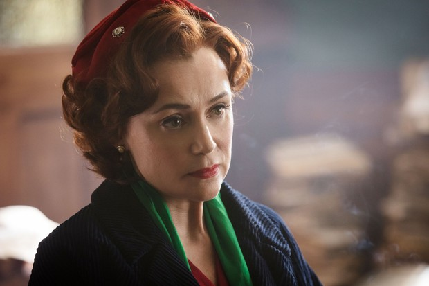 Keeley Hawes in 'Summer of Rockets'