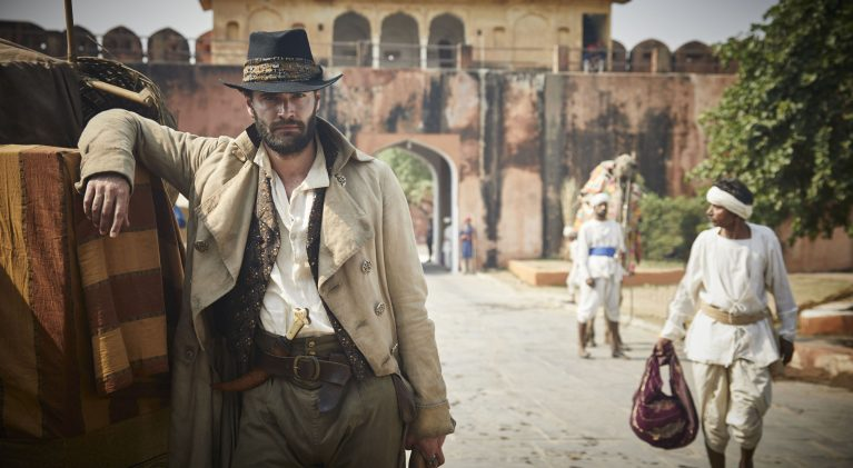 Tom Bateman as John Beecham.