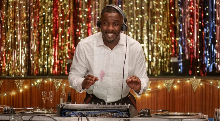 Art imitates life for Idris Elba in 'Turn Up Charlie' — the DJ part, not the down-and-out part