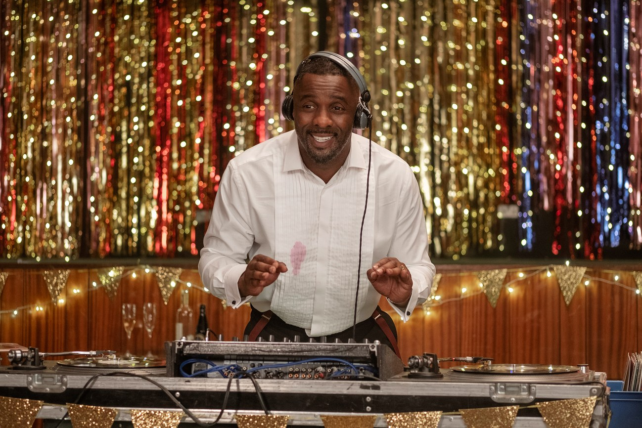 Idris Elba in 'Turn Up Charlie