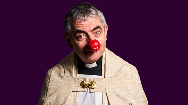 Rowan Atkinson returns in One Red Nose Day and a Wedding. Credit: BBC