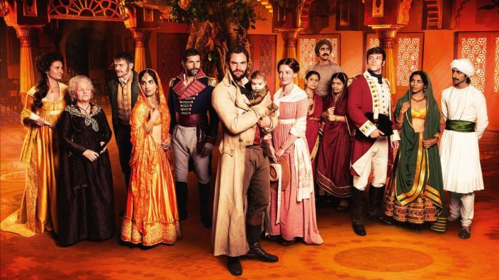 Masterpiece's 'Beecham House' cast