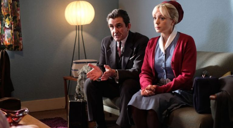 'Call the Midwife' renewed for an additional 2 seasons, taking it through 2022!
