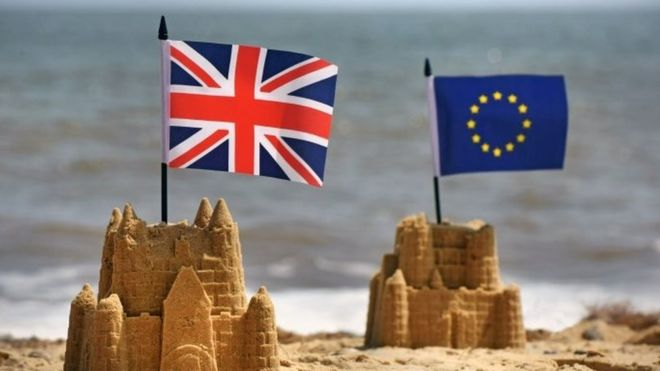 With Brexit looming, April Fool's jokes are banned by Britain's Cabinet Office (supposedly!)