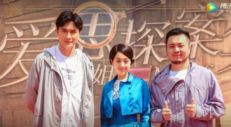 1920s Melbourne becomes 1930s Shanghai as 'Miss Fisher' gets a Chinese adaptation