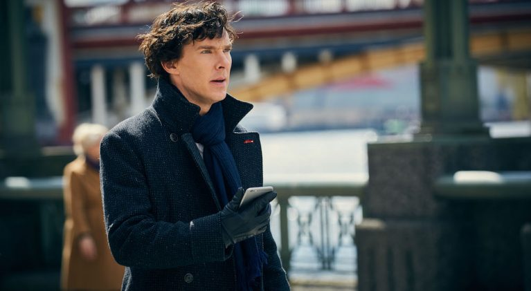 Inside Sherlock's mind palace — How do you film 'thought'?