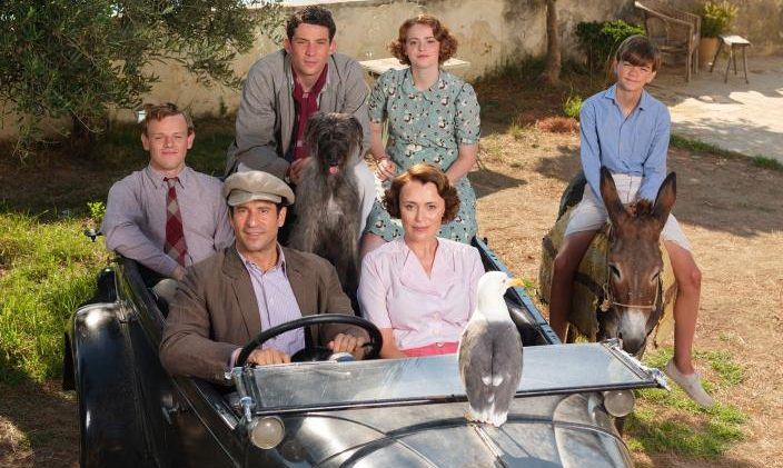 The Durrells prepare to say goodbye to Corfu after this season