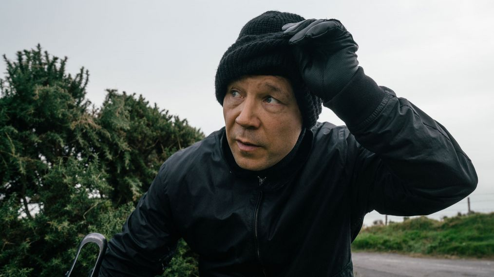 Boardwalk Empire's Stephen Graham.