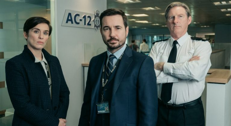 Series creator/writer Jed Mercurio talks 'Line of Duty'