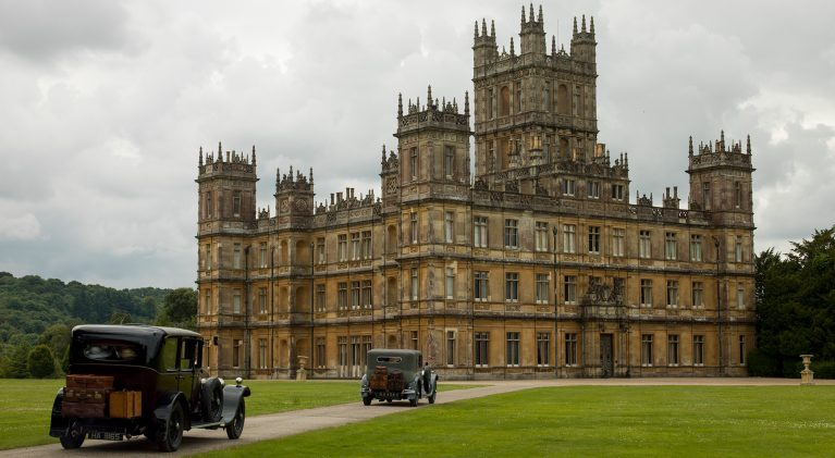 Downton Abbey — The Movie! is headed our way!