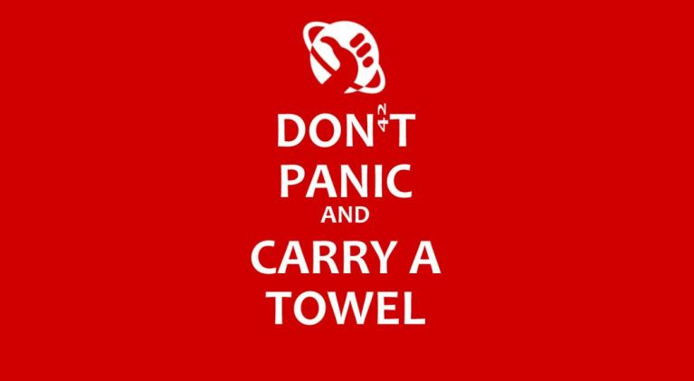 May 25 – Towel Day; A day like any other day….Not!
