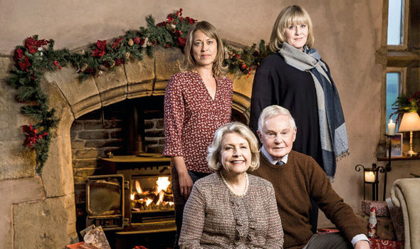 Last Tango In Halifax Christmas Special 2019 Sally Wainwright's 'Last Tango in Halifax' set to return in 2020