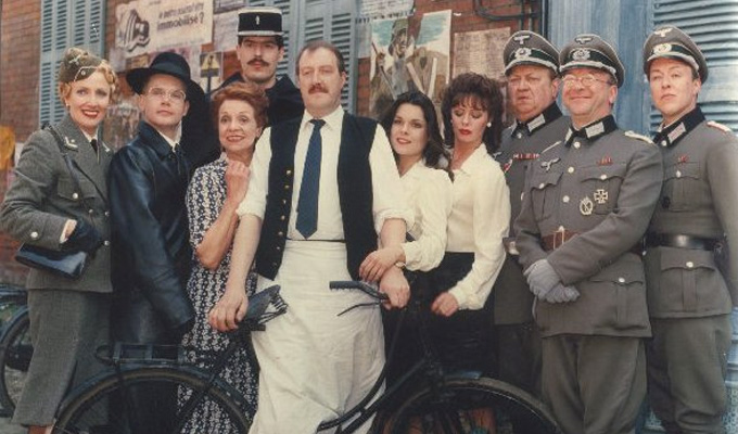 'Allo 'Allo cast to reunite for Blue Plaque unveiling in Northfolk