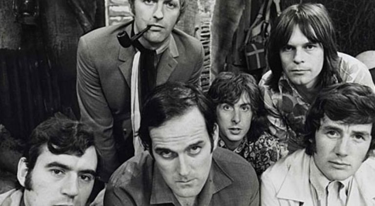 Amidst extreme silliness, unreleased Monty Python audio to be released for the 50th — Say No More!