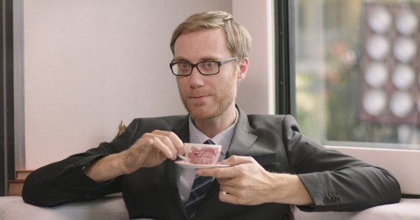 Stephen Merchant wishes America a happy 4th….sort of!