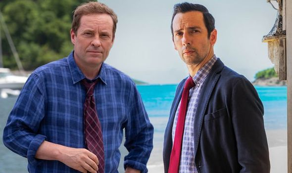 'Death in Paradise' adds a new slate of potential suspects for S9