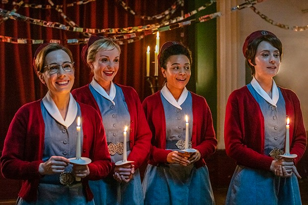 Call The Midwife Christmas Day 2020 The nuns of 'Call the Midwife' are headed to Scotland for
