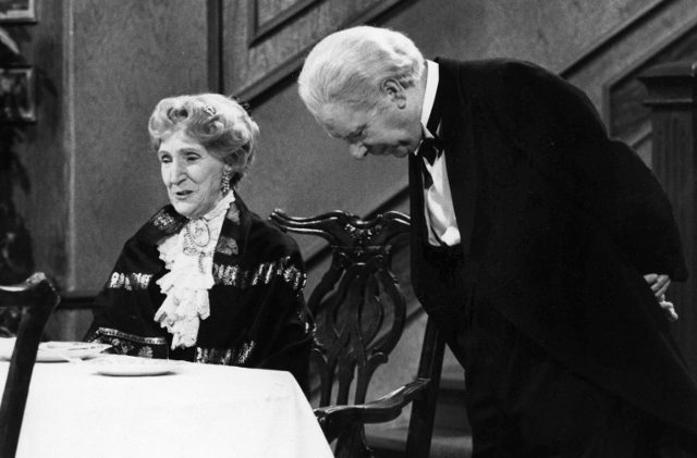 A German New Year's Eve tradition involves viewing classic Britcom sketch, 'Dinner for One'