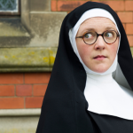 Heads up, Father Brown, there's a new sheriff in town and her name is Sister Boniface