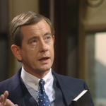 R.I.P, Derek Fowlds, a.k.a. Bernard Woolley, private secretary in 'Yes Minister'