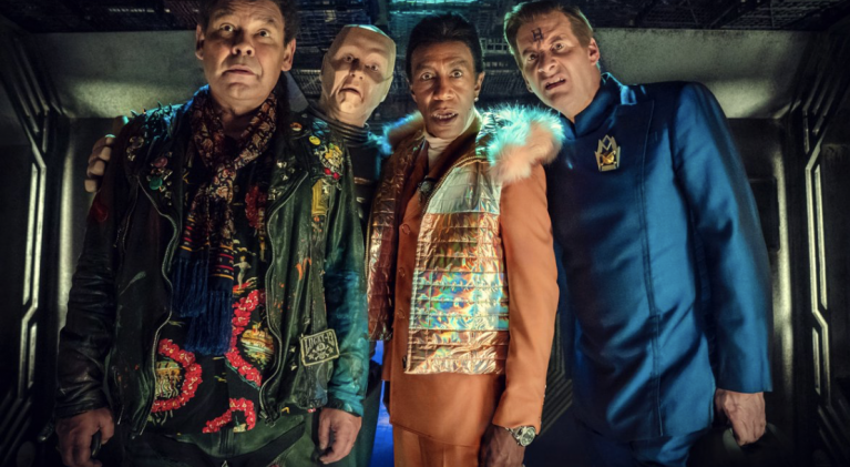 Holy Smeg! The 'boys are back' as RDXII set to return in feature-length film.