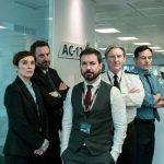 'Sport Relief' set to bring it, once again, going after bent coppers in 'Line of Duty' spoof