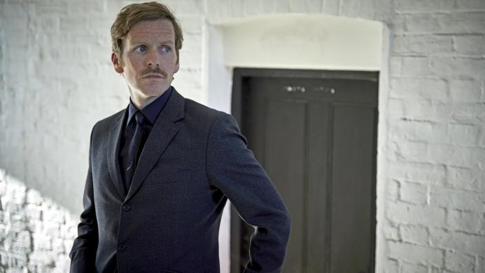 As filming begins on the 7th series of 'Endeavour', series 8 is commissioned!