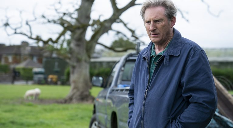 Q&A with Adrian Dunbar as 2nd series of 'Blood' premieres today!