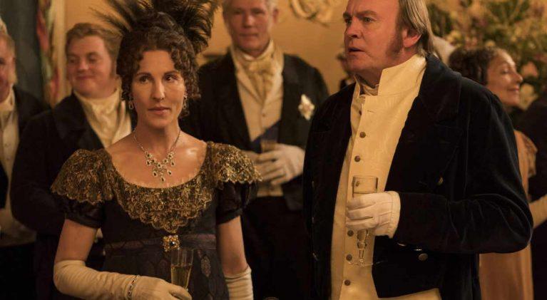 Rest assured, Sir Julian Fellowes' 'Belgravia' is every bit as scandalous as 'Downton Abbey'