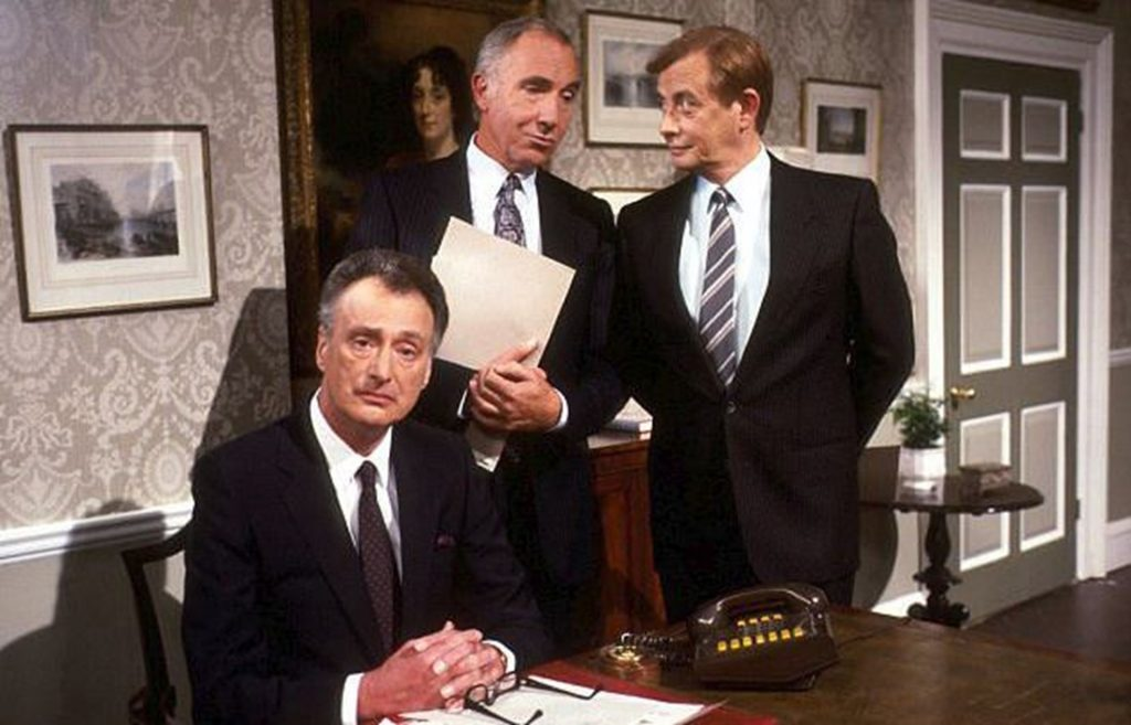 Yes Minister' co-creator/writer, Jonathan Lynn, answers the ...