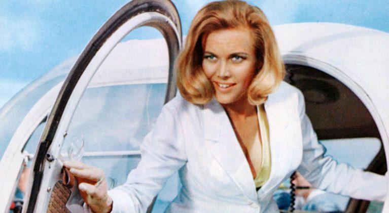 Ultimate Bond girl and original Avenger, Honor Blackman, dies at 94.