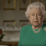 The Queen tells UK (and the world) 'we will succeed' in rare address