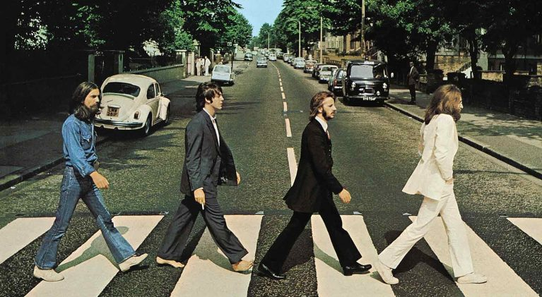 Abbey Road Crosswalk finally gets a quick makeover during COVID-19 London lockdown
