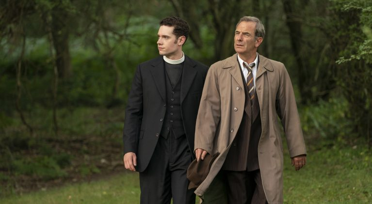 Let's go behind-the-scenes and play 'Grantchester' catch-up before the new season premieres on June 14!
